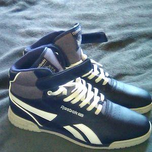 High Top Classic Reebok Sneakers